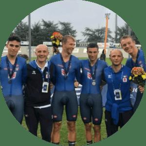 italian-track-cycling-team