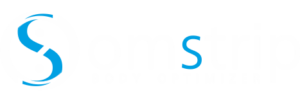logo omstrip